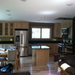 New custom kitchen remodel